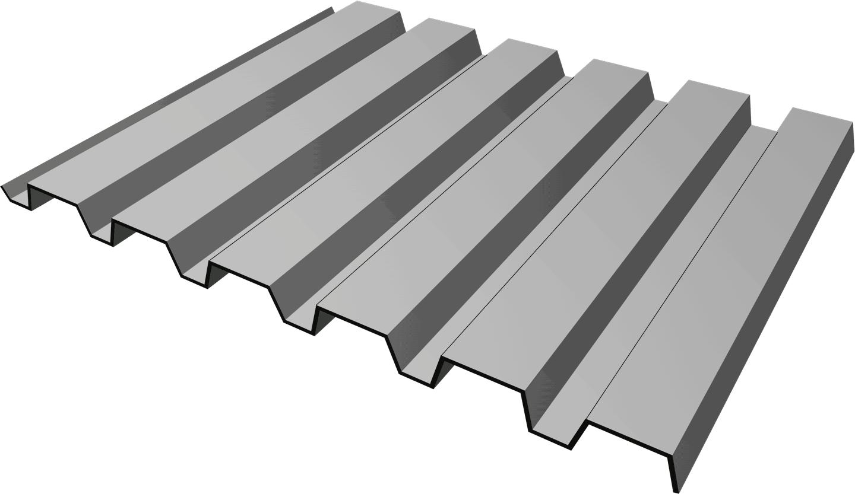 Steel Roof Decking - Steel Floor Deck