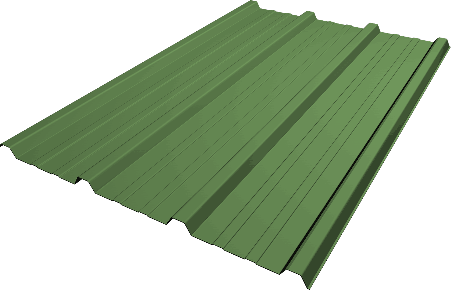 Flexrib Roofing and Siding Panel